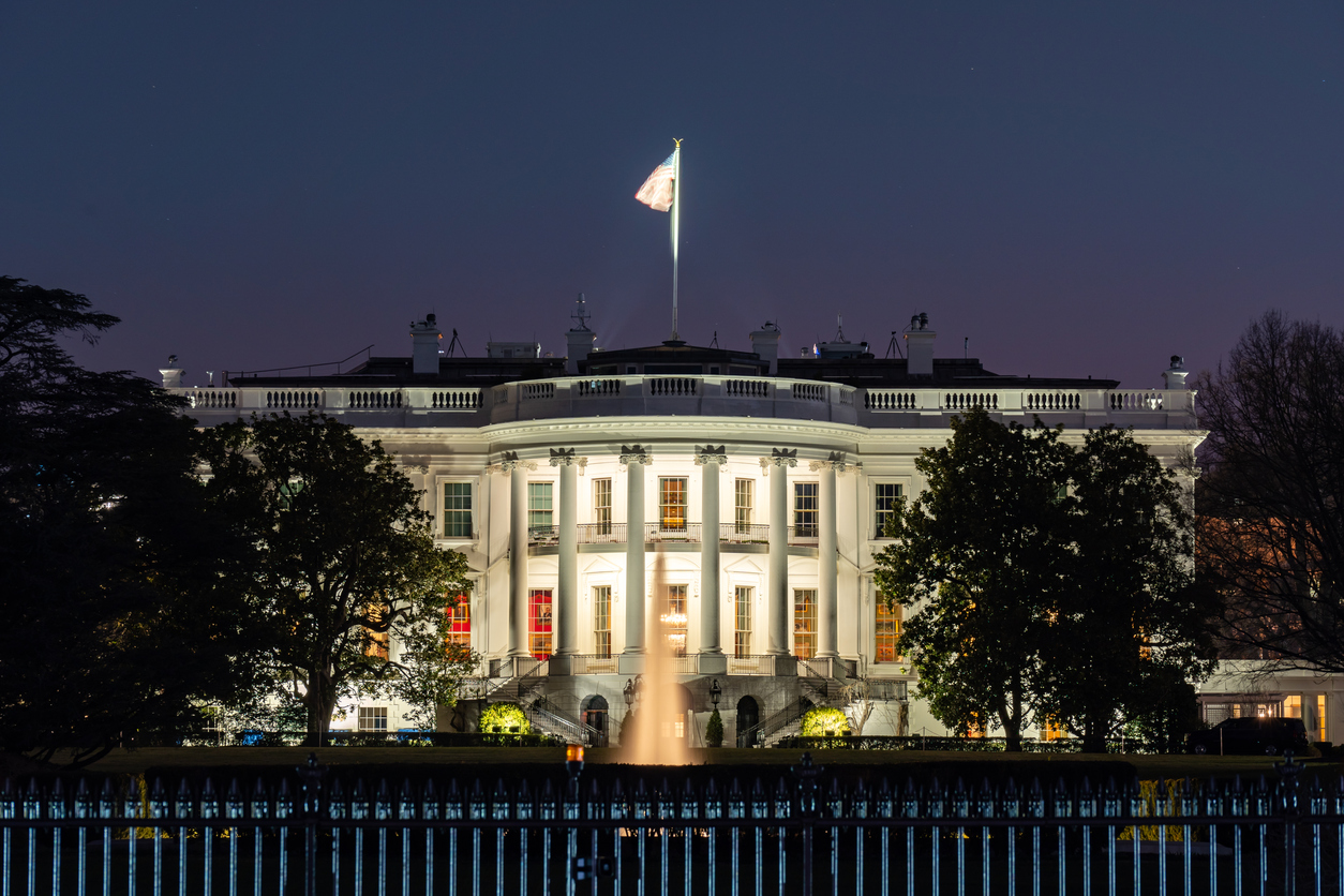 maison blanche white house bug an 2000 trump