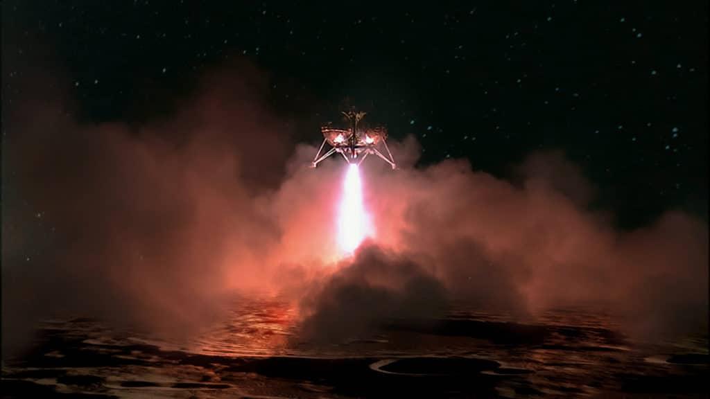 défis exploration spatiale landing