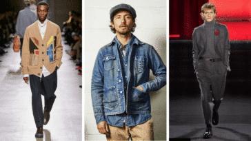 mode homme tendances hiver 2020 2021