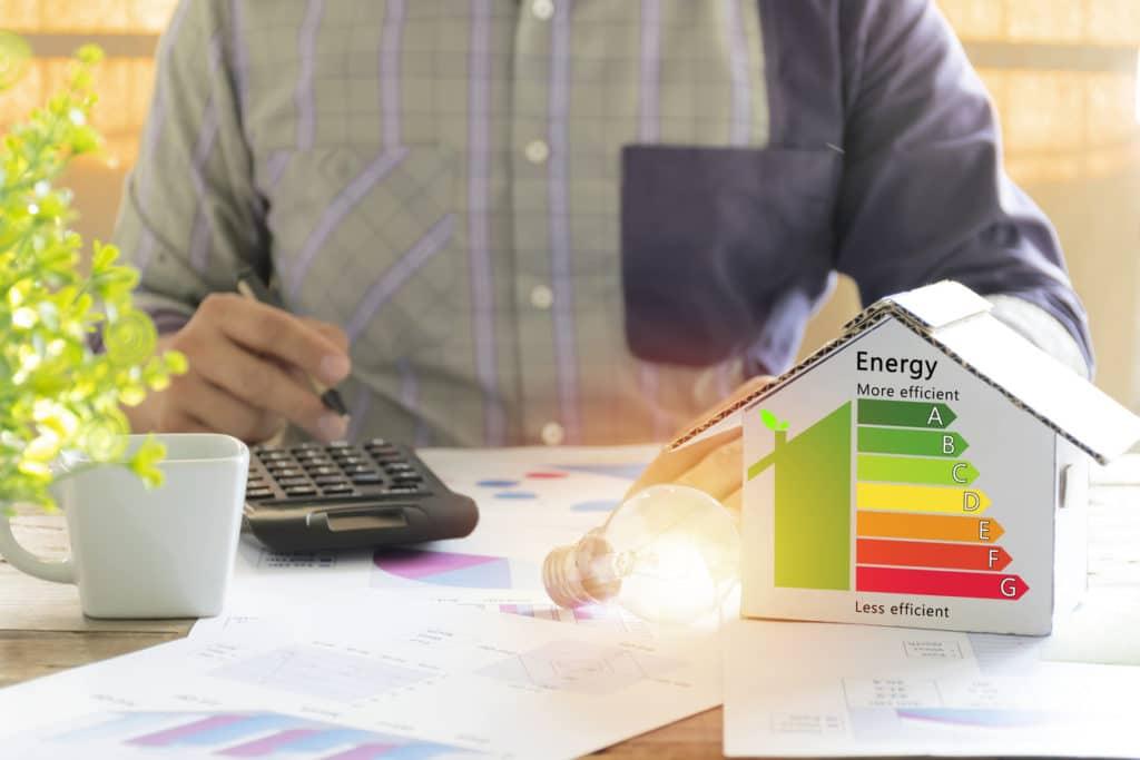 électricité facture réduire consommation énergie maison chauffage rénovation