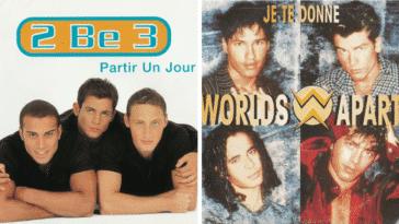 boys band années 90 1990 2000 groupe musique