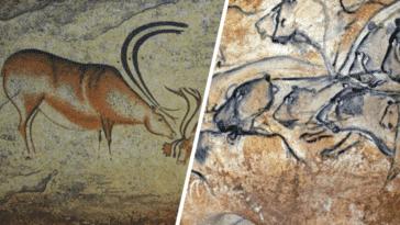 grottes préhistoriques ornées France peintures art