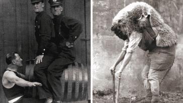 photos flippantes effrayantes anciennes terrifiantes bizarres