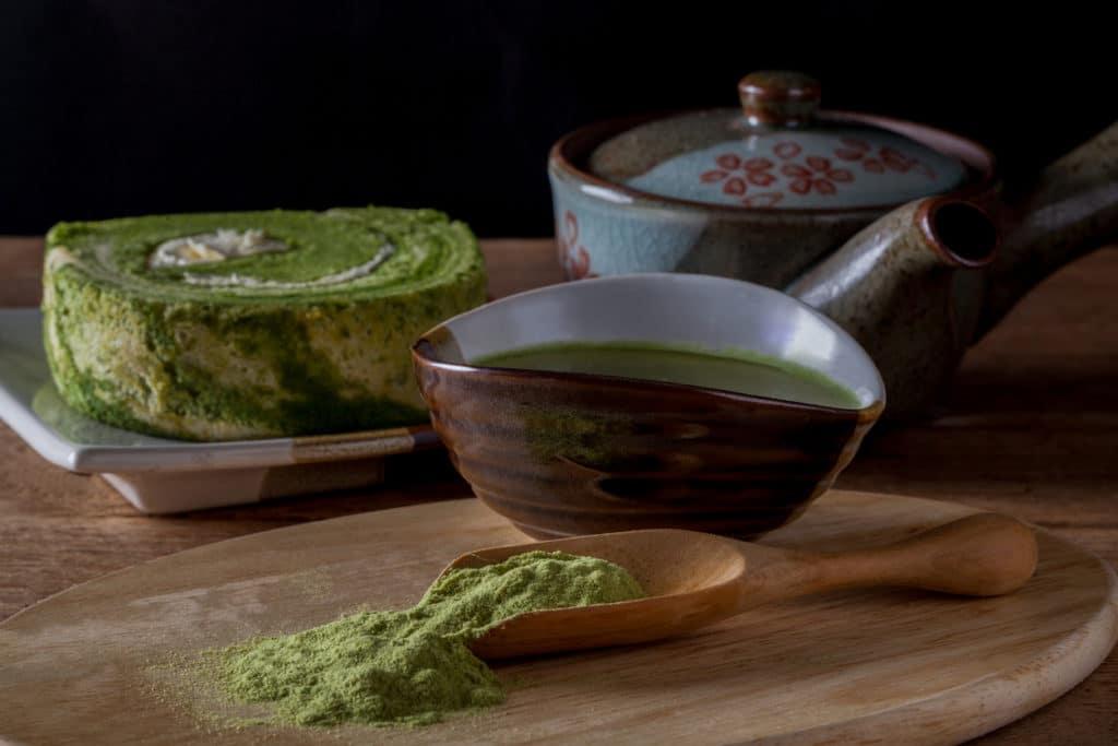 thé verts vertus bienfaits santé poids macha