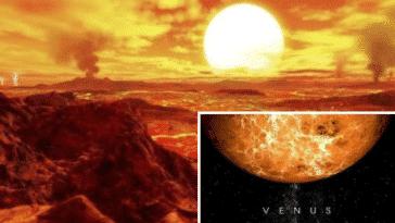 exoplanètes dangereuses inhospitalières espace galaxie venus