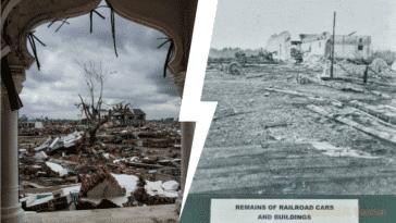 les pires catastrophes naturelles liste meurtrières tornade tremblement de terre