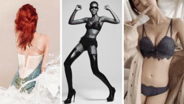 lingerie pays dépenser sous-vêtement chaussette bondage