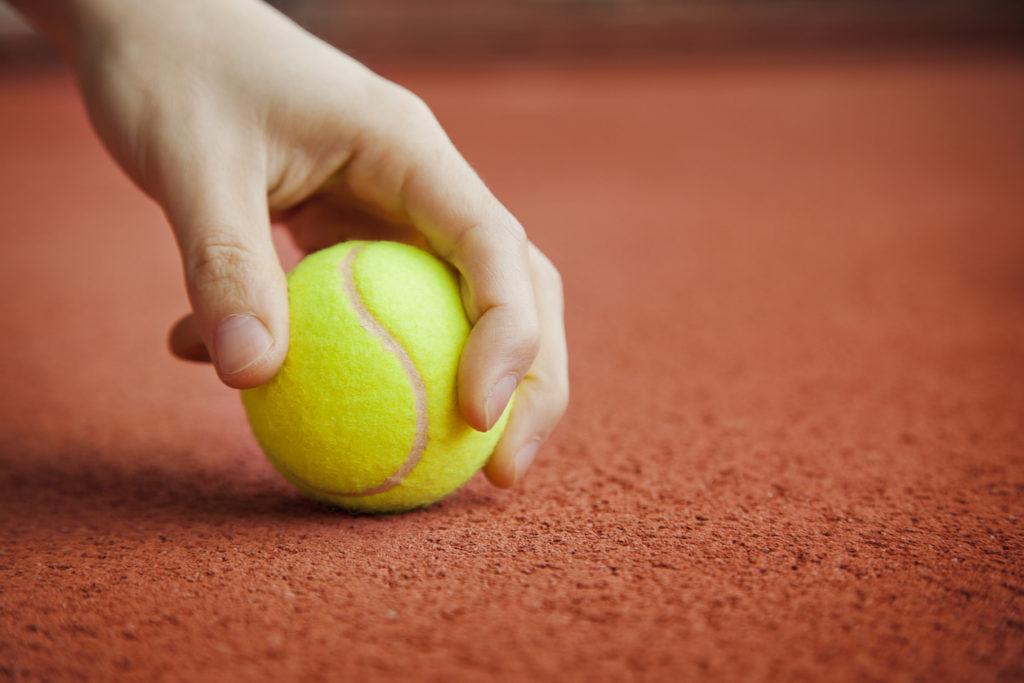 gauchers sport tennis