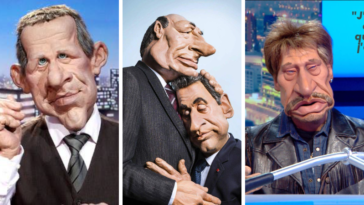 marionnettes cultes Guignols Guignols de l'info marionnettes répliques cultes télévision canal +
