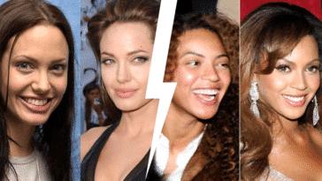 célébrités stars sans maquillage