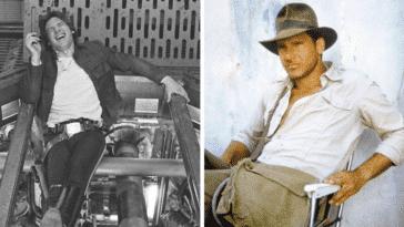 Harrison Ford faits étonnants célébrités han solo Indiana Jones