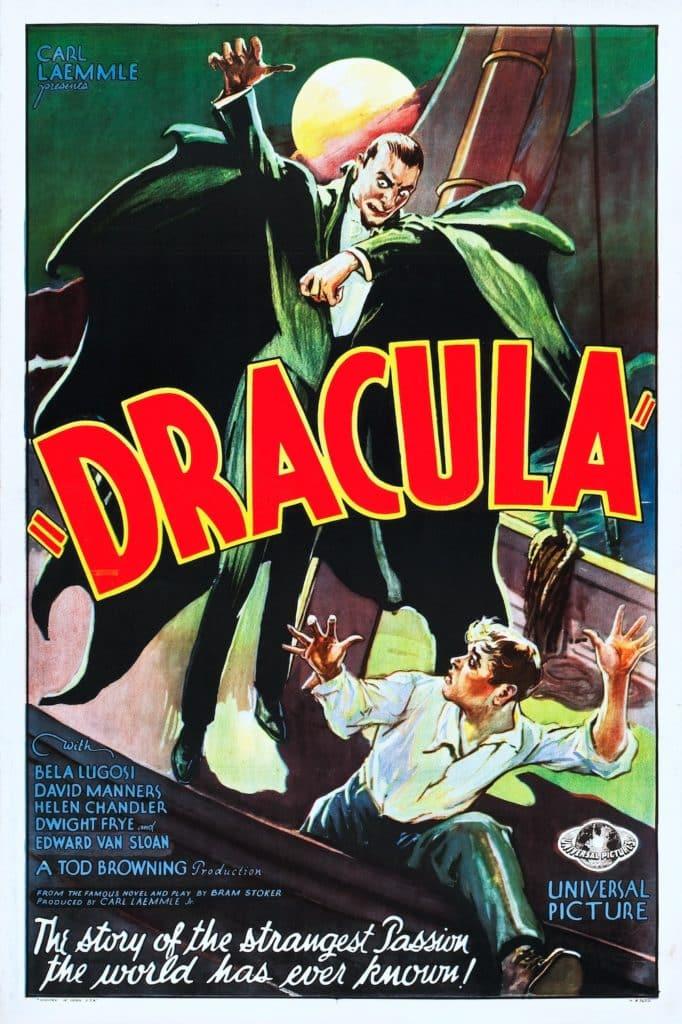 Dracula 1931 films malaises cinéma