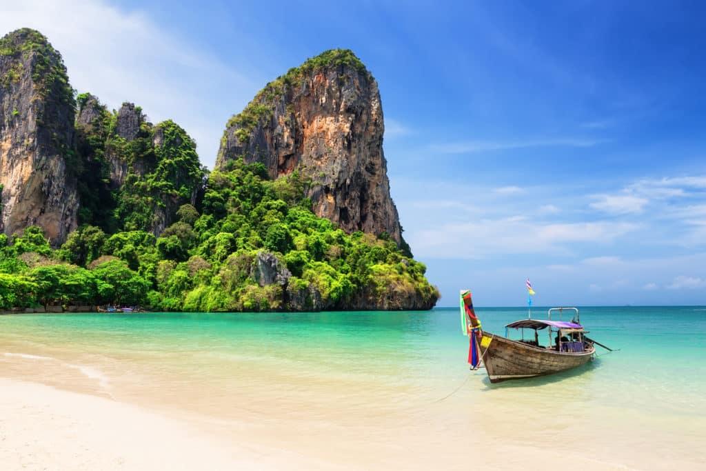 thaïlande asie destination covid vacances vaccinés