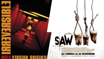 films chocs malaises évanouissements vomissements cinéma longs-métrages