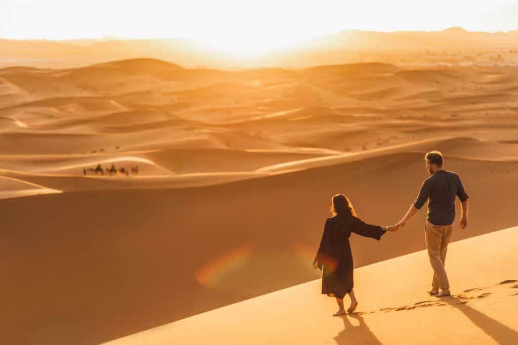 destination covid vacances vaccinés sahara tunise