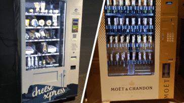 distributeurs automatiques machines insolites