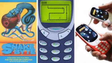 jeu vidéo mobile snake nokia téléphone portable