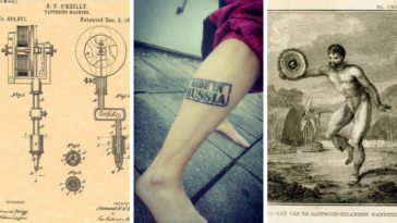 tatouage faits anecdotes historiques insolites