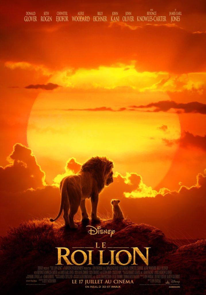 le rois lion 3d