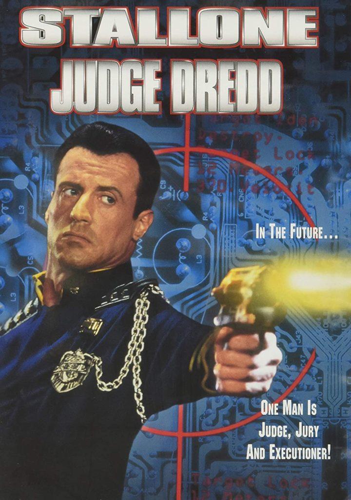 mauvais films signes Judge Dredd