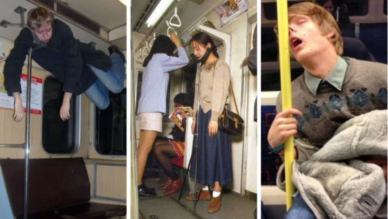 dormir somme transport en commun publics japon
