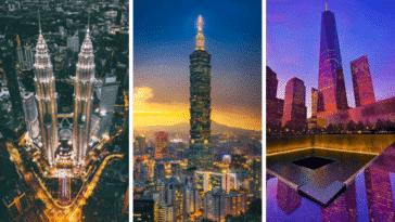 gratte-ciels haut liste monde buildings