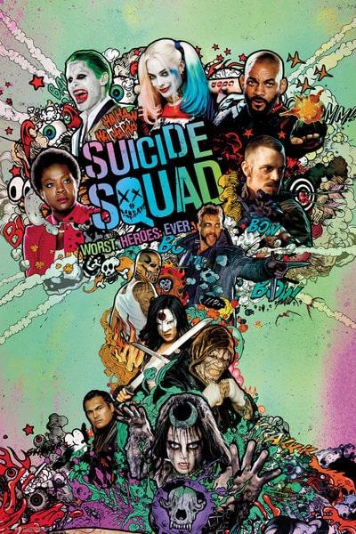 mauvais films signes suicide squad
