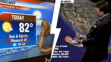 bulletins météo messieurs madame météo bulletins télévision fails