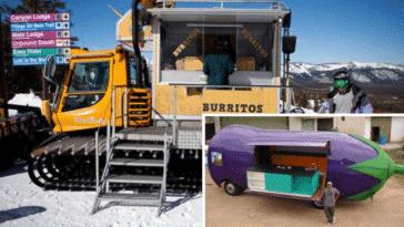 food truck insolites concepts étranges bizarres loufoques camion restaurant